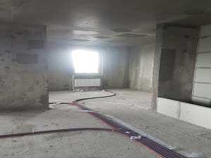 Ремонт квартиры в новостройке без отделки