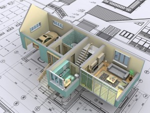 Разработка дизайн проекта таунхауса