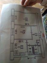 план квартиры в сталинке