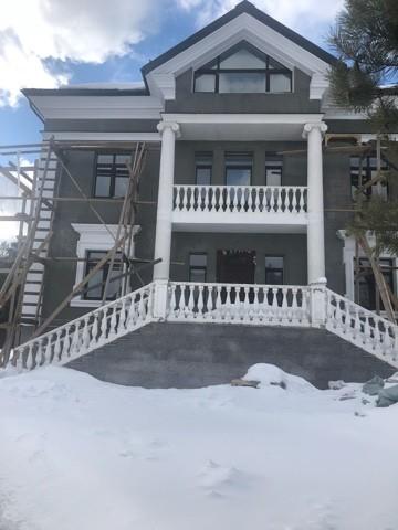 Ремонт дома и фасадные работы