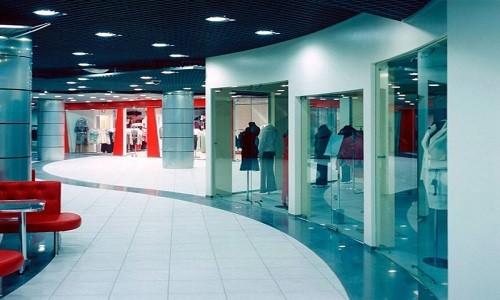 Ремонт магазинов