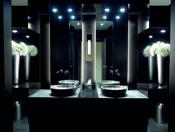 свет ванной