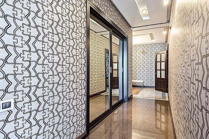 красивый коридор