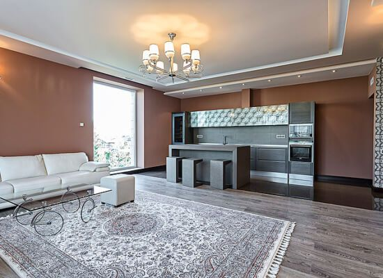 шикарный ремонт квартиры