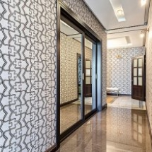 красивый коридор в квартире
