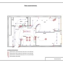 План выключателей