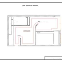 План лепнины на потолке