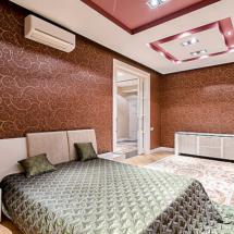 спальня в элитной квартире