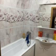пластиковые панели в ванной