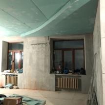 Гкл потолки в старом доме