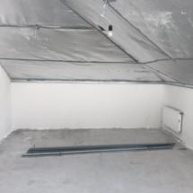 теплоизоляция мансардного этажа