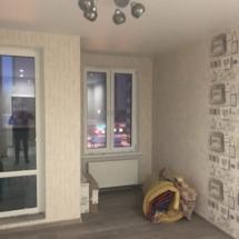 ремонт квартиры студии эконом