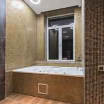ремонт ванной комнаты в пентхаусе