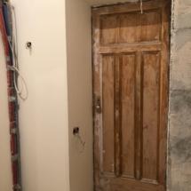 дверь в сталинке