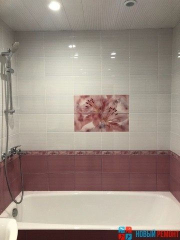ванная новостройка красногорск