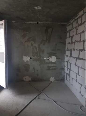 коридор в новостройке