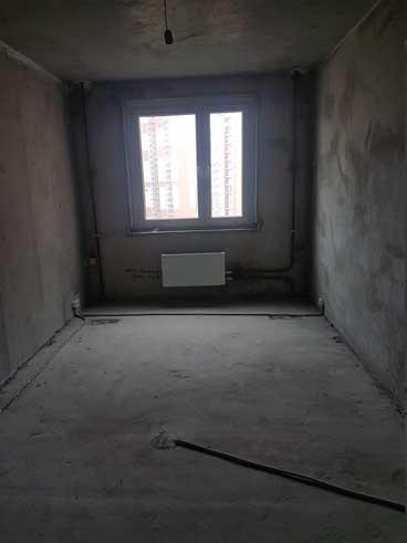 комната в новостройке