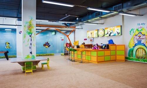 ремонт детских клубов