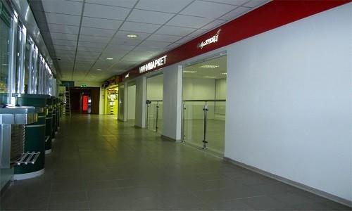 Ремонт магазина в торговом центре