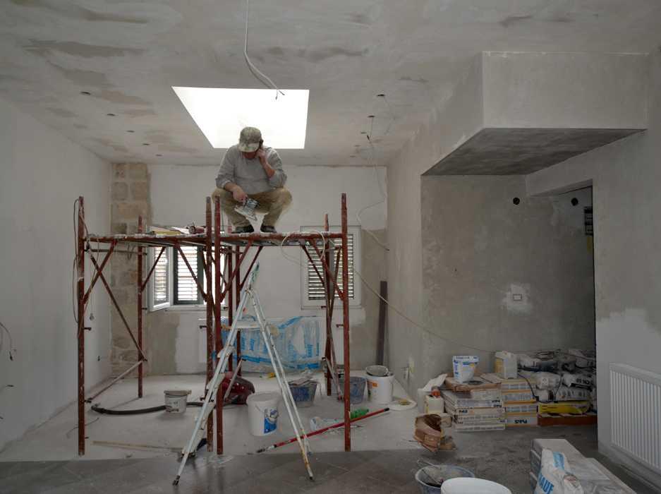 ремонт подвальных помещений
