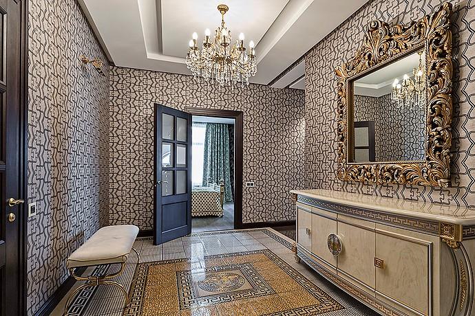 элитный ремонт квартиры в москве