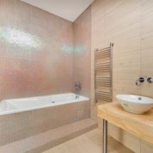 ремонт ванной в пентхаусе