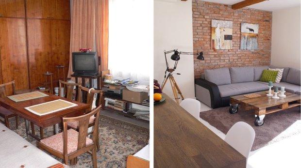 ремонт старой комнаты