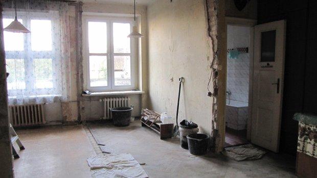 ремонт старой квартиры