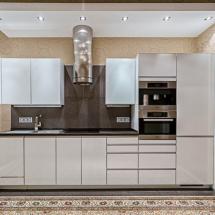 кухня в элитной квартире
