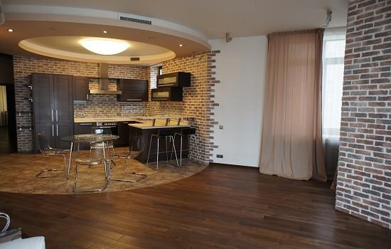 эксклюзивный ремонт квартиры студии