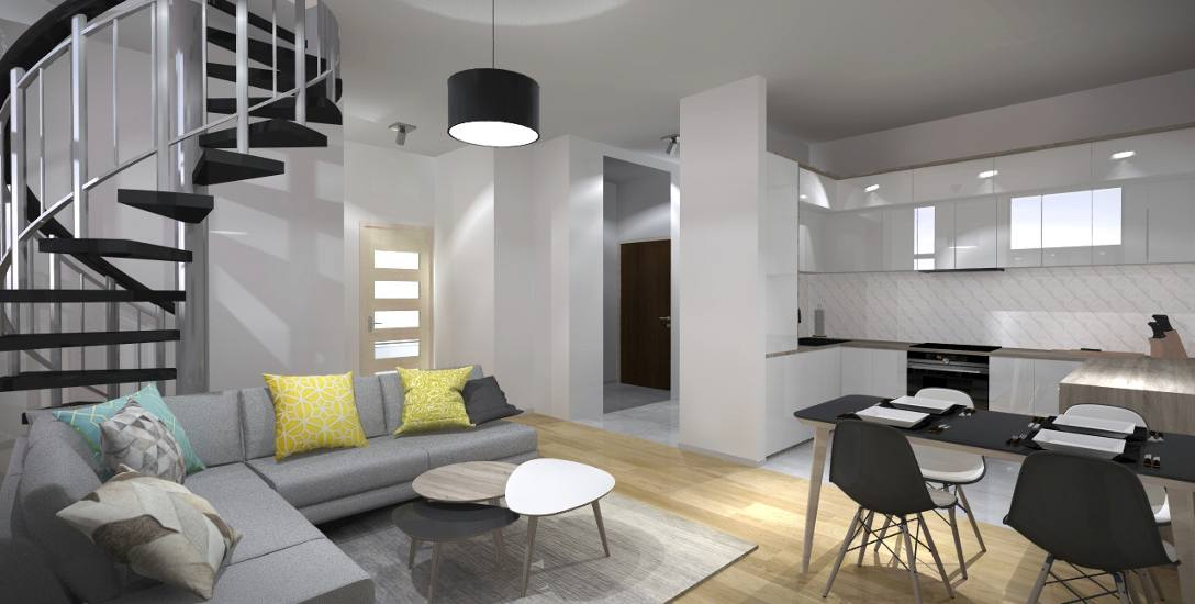 ремонт двухэтажной квартиры