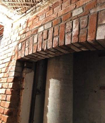 реставрация кирпичной кладки