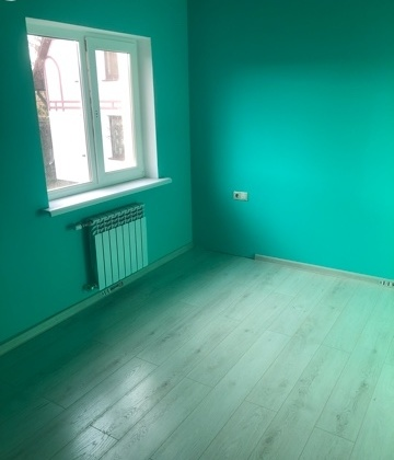 Бирюзовая комната
