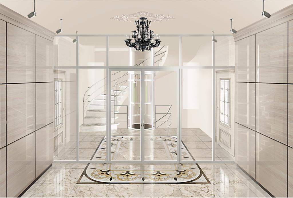 Дизайн гостиной дома