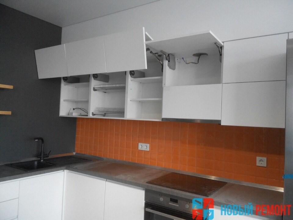 ремонт квартиры в московском