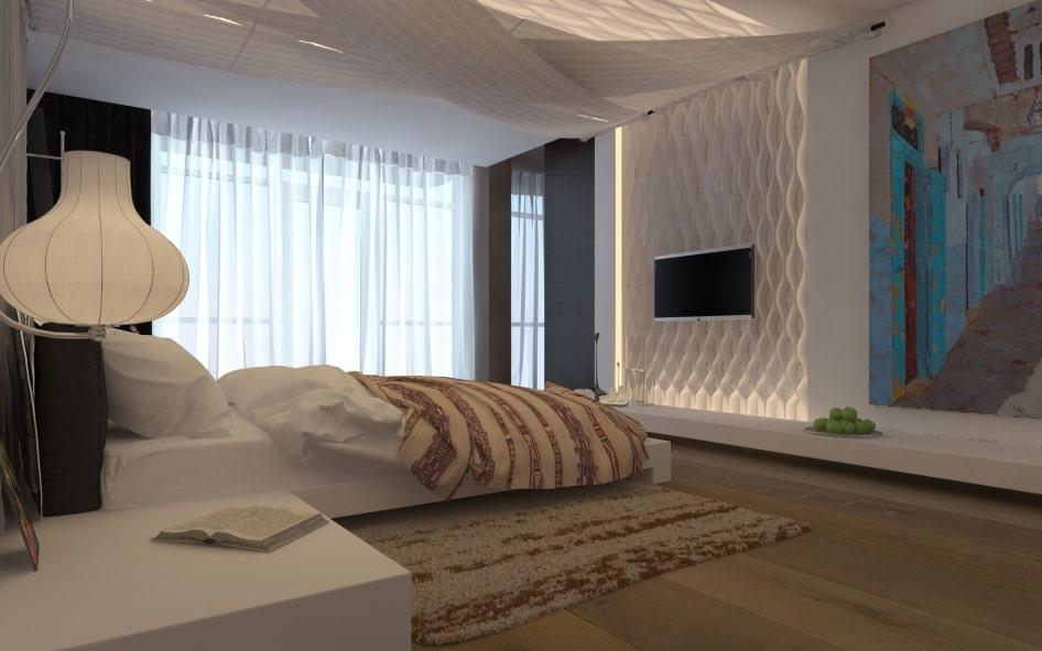 ремонт квартир в стиле комтемпорари