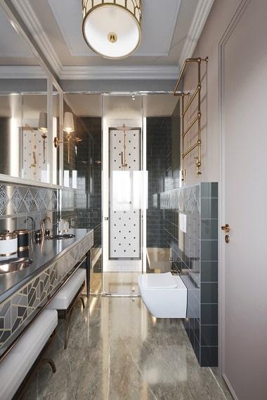 дизайн интерьера квартир в Москве
