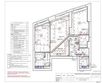 рабочий проект дизайна квартиры