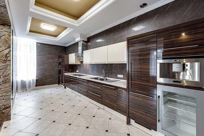 ремонт элитной квартиры под ключ