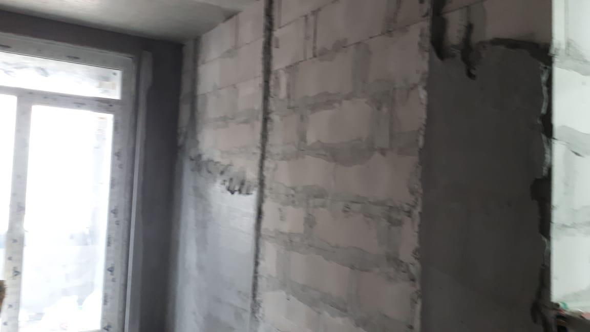 штукатурка стен под маяк