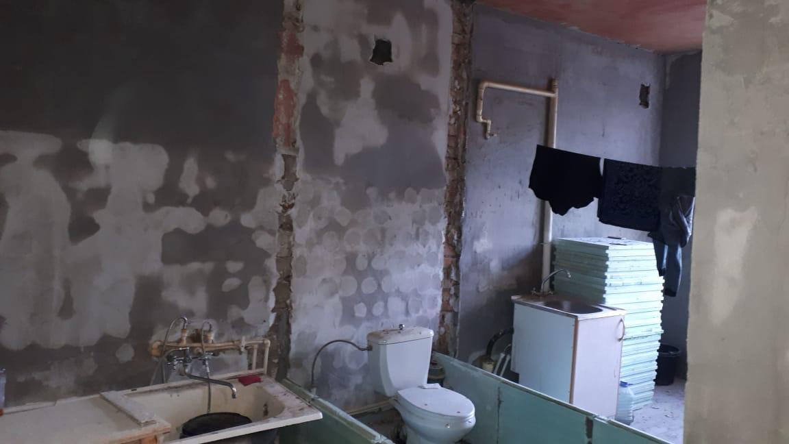 штукатурка стен в старых домах