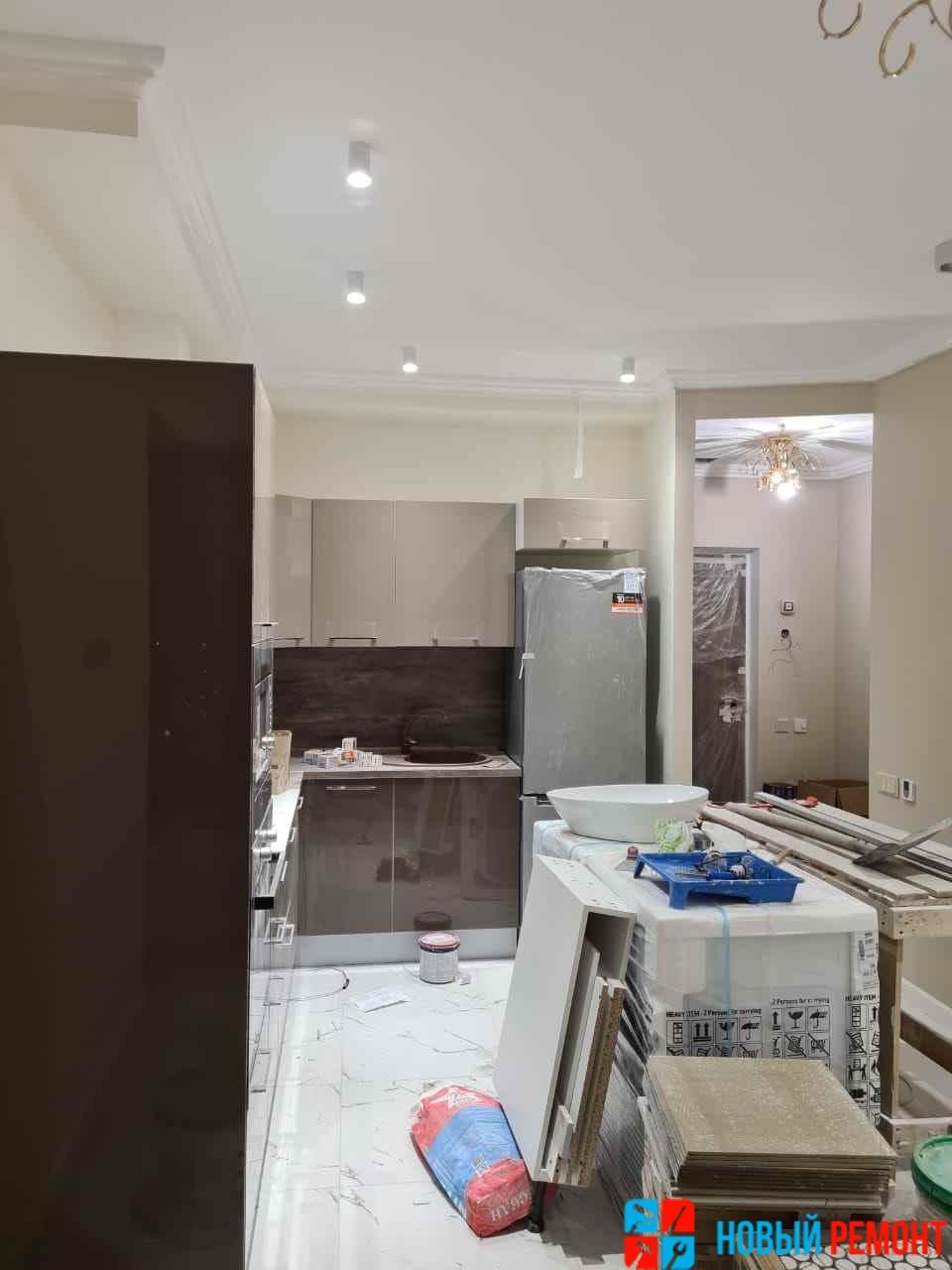ремонт квартир с чистовыми материалами