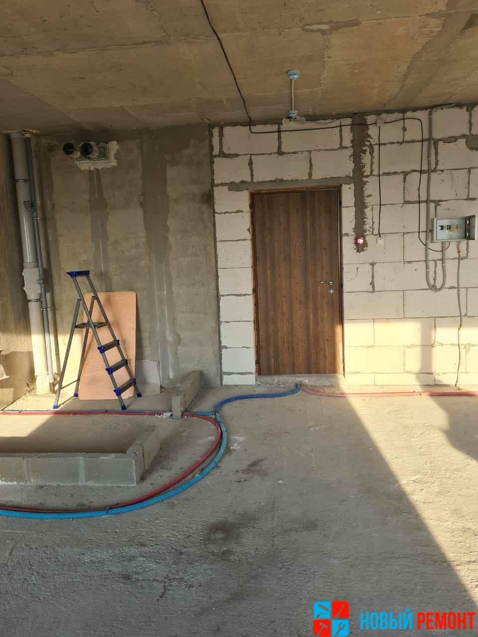 ремонт квартир в ЖК маяковский